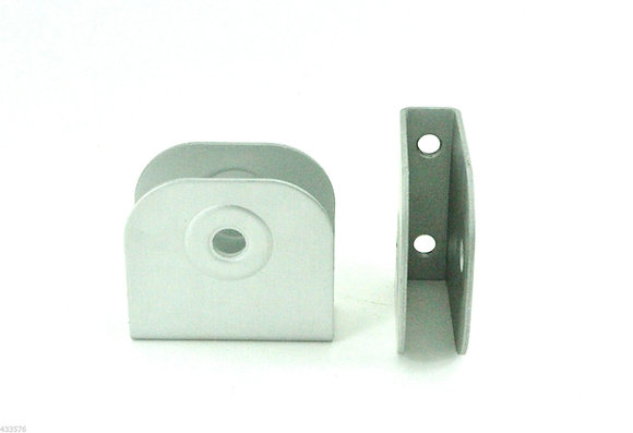 Toilet Cubicle Channel Brackets & Universal L Brackets