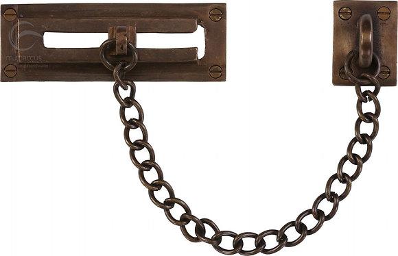 Heritage Brass RBL108 Solid Rustic Bronze Door Chain