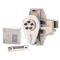 Kaba Simplex Unican 919 (NL200) Deadlocking Digital Door Lock Satin Chrome