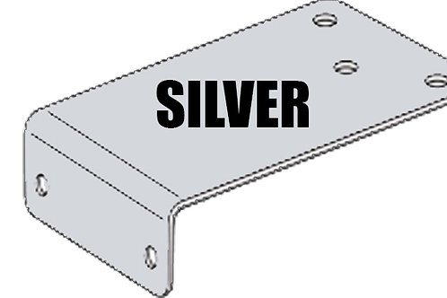 Rutland Parallel Arm Bracket Silver Finish (TS.9000 Series)