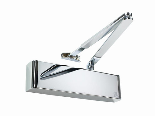 TS.5204BC Back Check Architectural Overhead Door Closer Polished Nickel