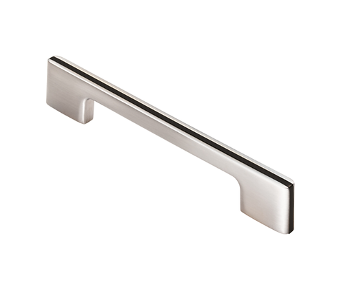 Carlisle Brass FTD529B Harris Pull Handle - Satin Chrome - 128mm