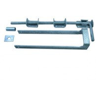 259 DOUBLE GATE FASTENER SET TO SUIT 3 INCH GATES