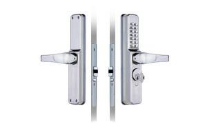 CL0465 Narrow Style Codelock Lever Digital Lock CODE FREE