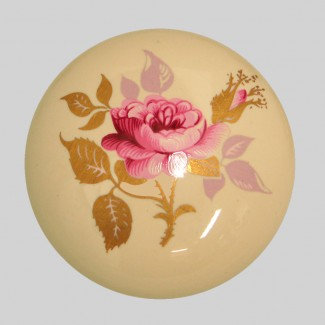 CHINTZ ROSE  PORCELAIN FURNITURE AND ACCESSORIES BY CHATSWORTH