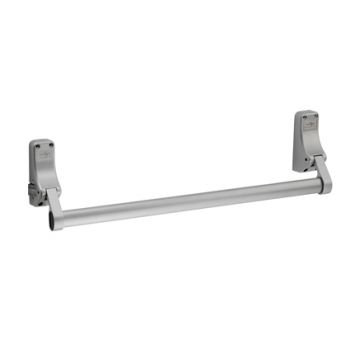 EUROSPEC XDL5760SV PUSHBAR PANIC LATCH SILVER