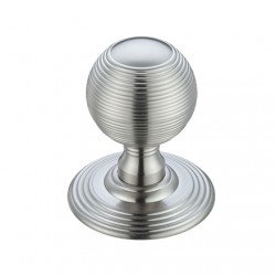Ringed Mortice Door Knobs in Various Finishes
