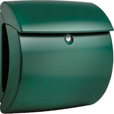 BURG WACHTER Piano Plastic Post Box - Green