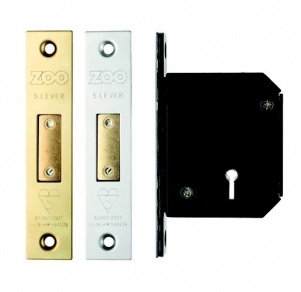 ZOO ZBSCD 5 LEVER BS MORTICE DEADLOCK (Retro Fit to Chubb 3G114)