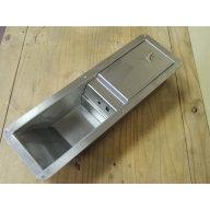 Anti-Ligature Locking Automatic Soap Dispenser