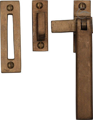 Heritage Brass RBL682 MP/HP Solid Rustic Bronze Casement Fastener