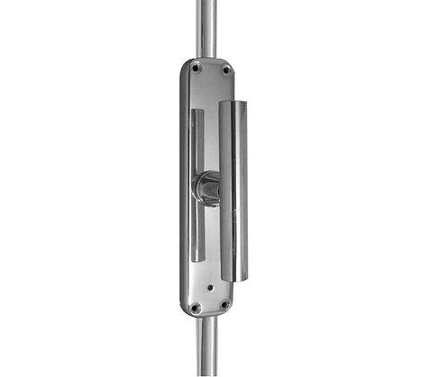 JV662 JV662 Polished Chrome Espagnolette Bolt Set - T-Bar -2400