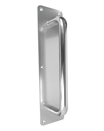 J1602 305 x19mm  PUL HANDLE ON PLATE - SAA