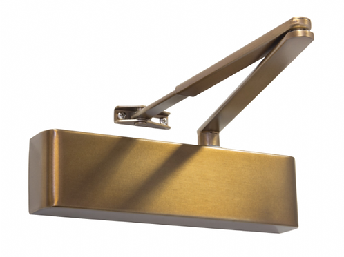Rutland TS.9205DABC Weathered Bronze Overhead Door Closer 2 - 5