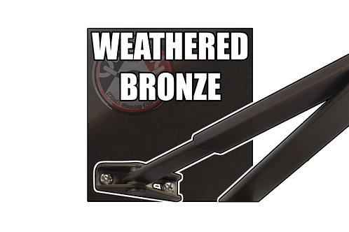 Rutland TS.9205 FBA.1 Weathered Bronze Flat Bar Arm Set Only   Halesowen