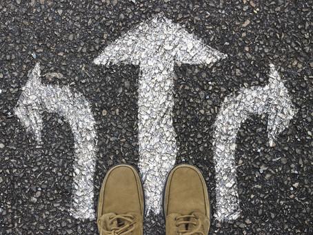 La croisée des chemins
