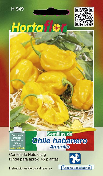 Chile Habanero Amarillo