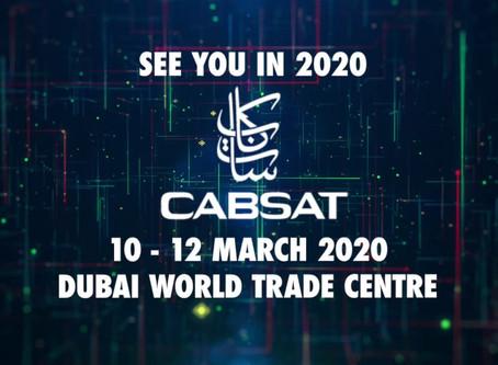 Meet Us at CABSAT