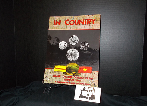 In Country - Grand Tactical Combat in the Vietnam War / Paperback Edition