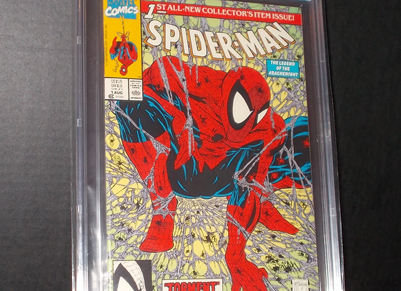 Spider-Man #1 (1990) Graded a 9.8 by CBCS