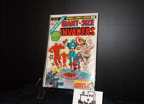 Giant Sized Invaders #1 (1975)