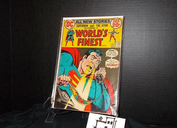 World's Finest #213 (1972)
