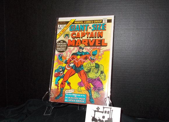 Giant Sized Captian Marvel #1 (1975)