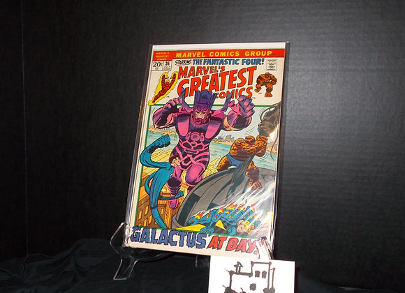 Marvel's Greatest Comics #36 (1969)