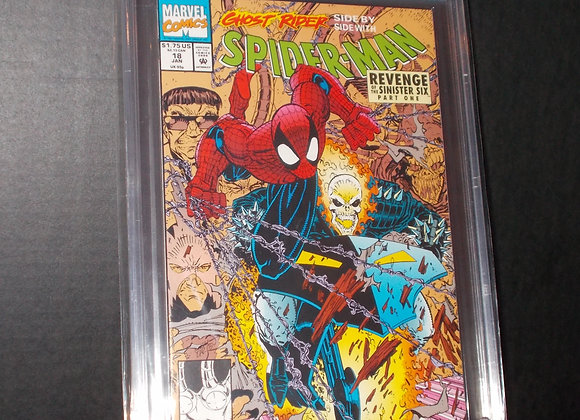 Spider-Man #18 (1992) Graded a 9.2 by CBCS