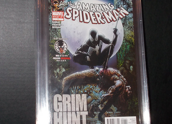 What If...? Spider-Man #1 (2011) Graded a 8.5 by CBCS