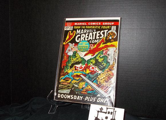 Marvel's Greatest Comics #37 (1969)