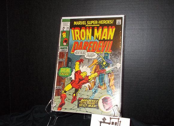 Marvel Super Heroes #28 (1970)