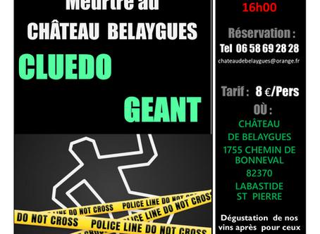 Cluedo Géant