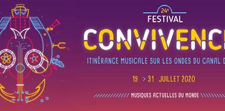 Festival Convivencia fait escale le 19 Juilllet au Château de Belaygues!