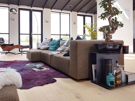 Modern Style – Aktueller Zeitgeist vom Boden bis zur Decke