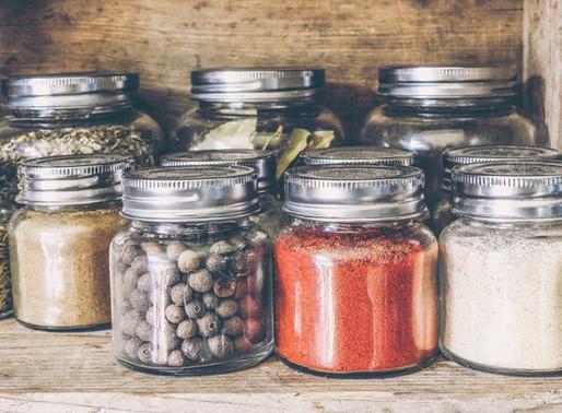16 alimentos saudáveis que não se estragam facilmente