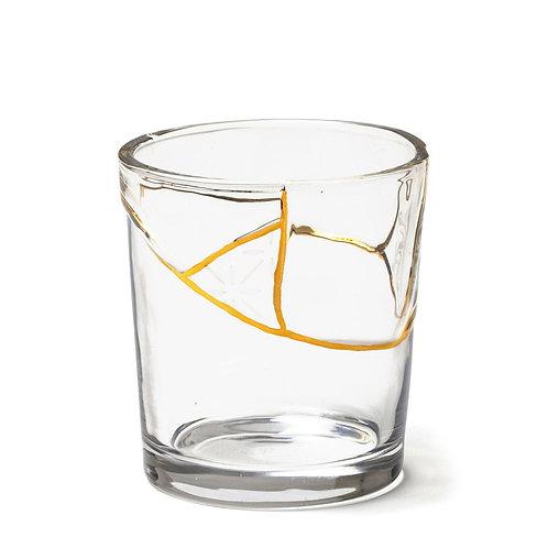 Bicchiere Kintsugi  in vetro 3 Seletti