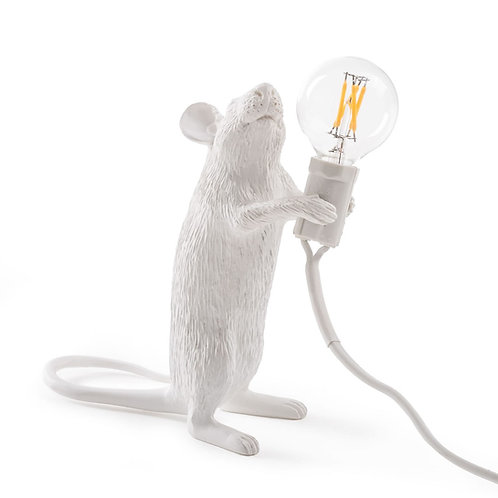 Lampada in resina Mouse Lamp Step Seletti
