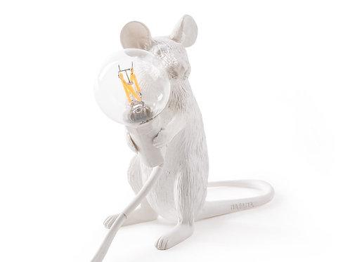 Lampada in resina Mouse Lamp Mac Seletti