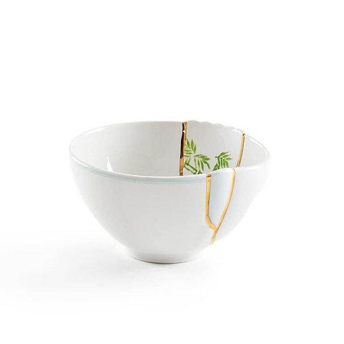 Ciotola in porcellana Kintsugi 3 Seletti