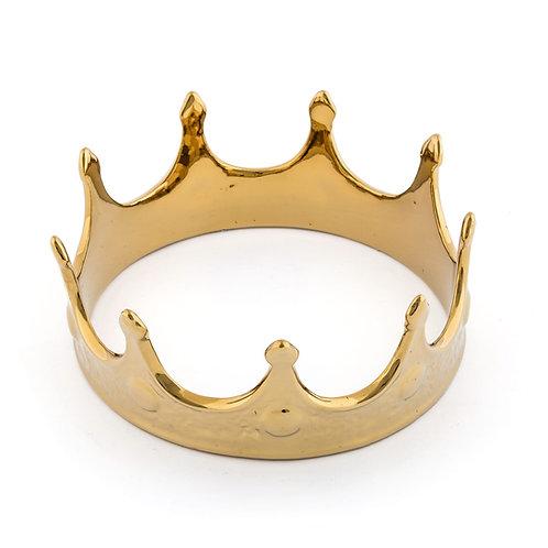 """La mia corona SELETTI in porcellana """"limited gold edition"""