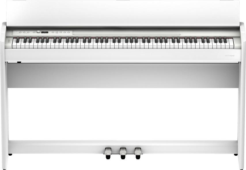 F701 white