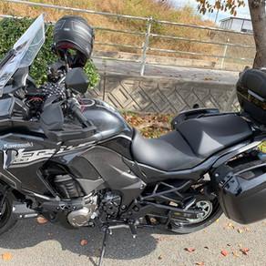 Kawasaki ヴェルシス1000SE
