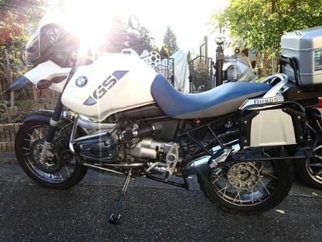 BMW R1150GSA