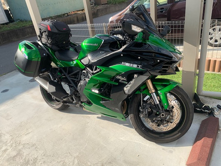 Kawasaki H2SXSE+