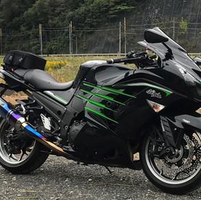 Kawasaki ZX-14R