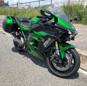 Kawasaki H2 SXSE
