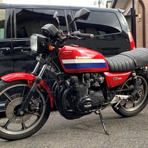 Kawasaki GPZ750