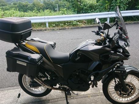 Kawasaki ヴェルシス250