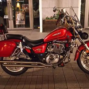 SUZUKI GZ125